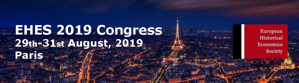 European Historical Economics Society Conference 2019